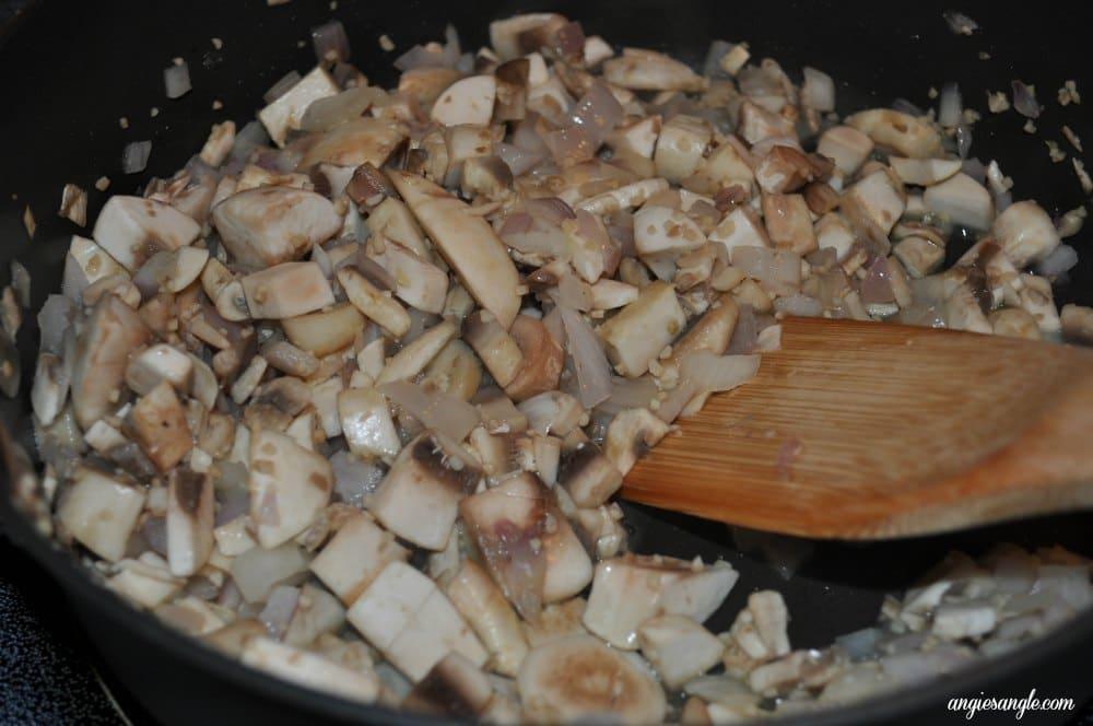 EZ Tofu Press - Mushroom and Onion for Tofu Stroganoff