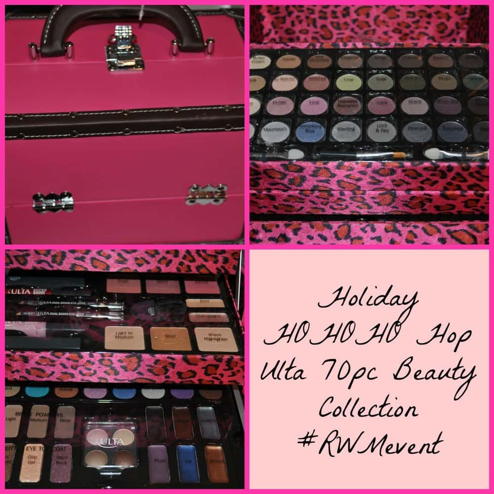 Holiday HoHoHo Hop - Ulta 70pc Beauty Collection