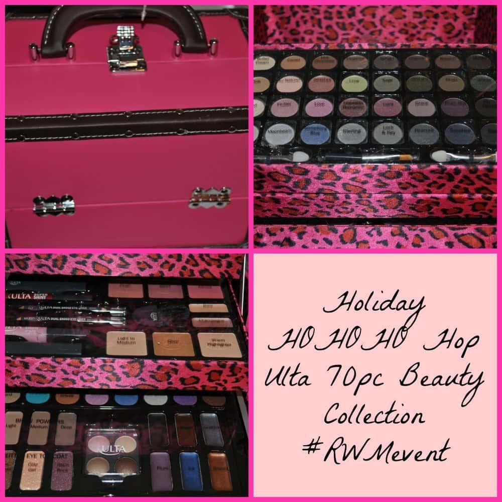 Holiday HOHOHO Hop – Ulta Beauty Treasure 70pc Blockbuster Collection ends 12/5 #RWMevent