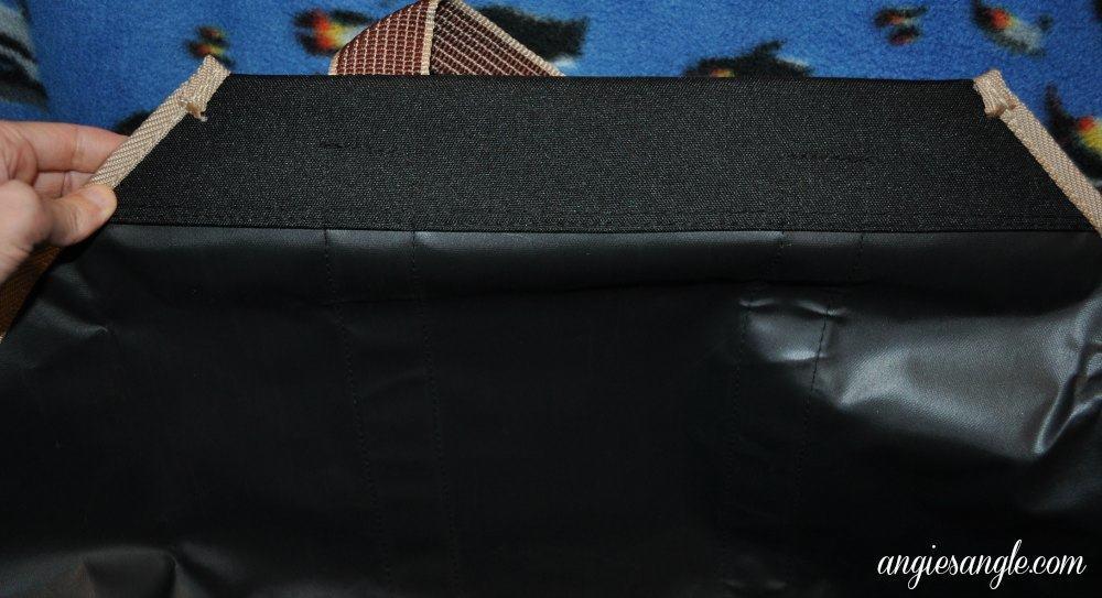Astor Canvas Log Carrier - Enforced Handles