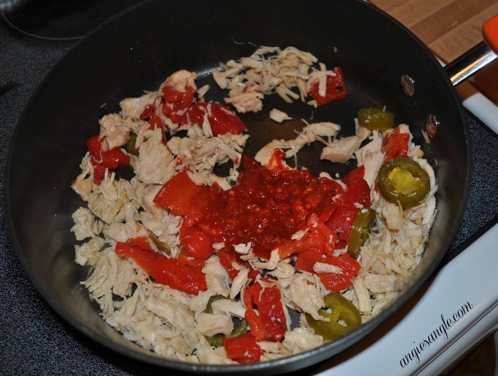 Mezzetta Recipe - Sauces Added