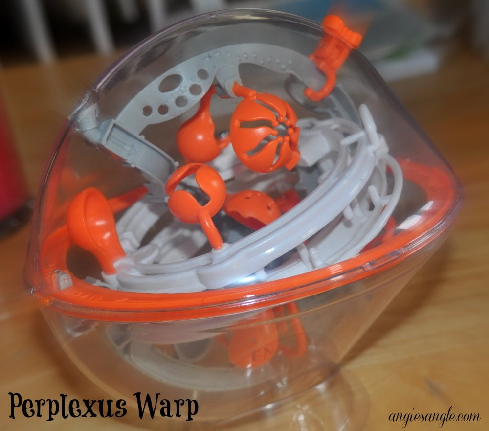 Figuring out Puzzles Your Thing? The Perplexus Warp Is the Answer! #PerplexusWarp