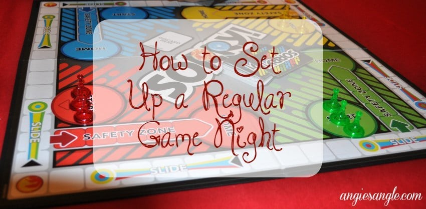 How to Set Up a Regular Gaming Night