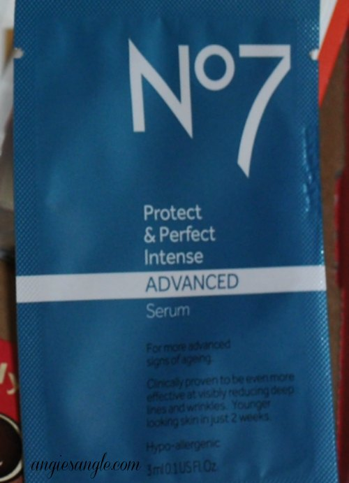 Boots No7 Protect and Perfect Serum #GetADVANCED