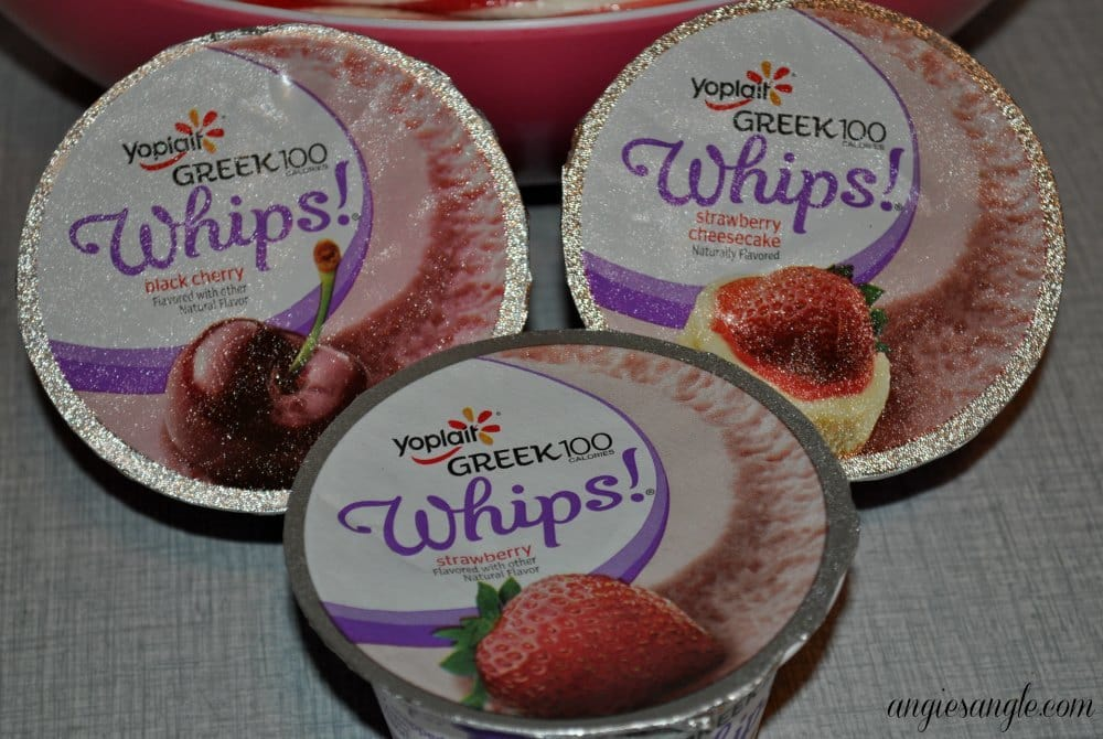Get your Snack on with Yoplait Greek 100 Whips! #whipitup #150calories #snackhackwhipitup