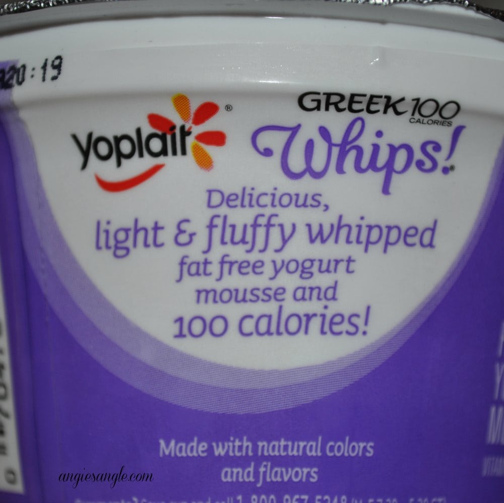 Yoplait Greek 100 Whips - Mousse