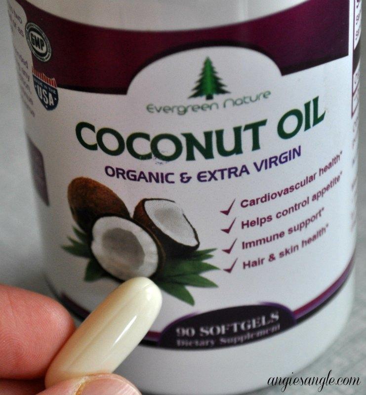 Coconut Oil in an Easy Softgel #HealthyTuesday #OrganicCoconutOil