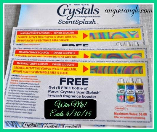 Purex Crystals ScentSplash - Win Me