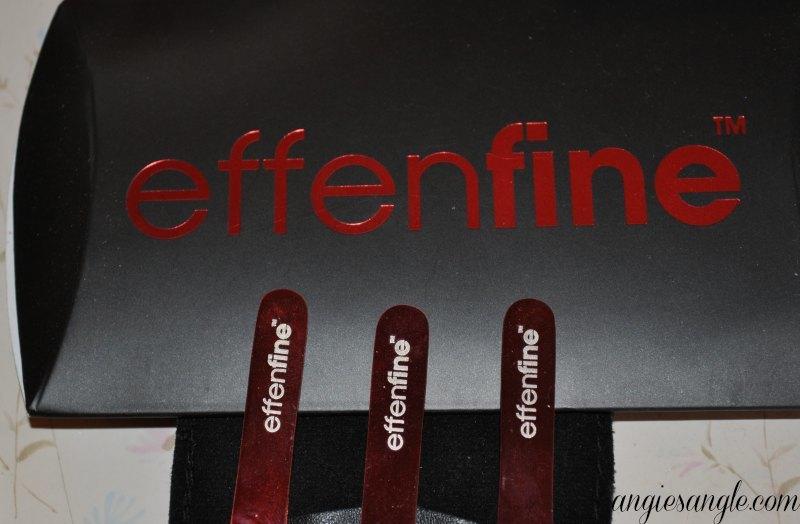Effenfine Tweezers Package and Tips