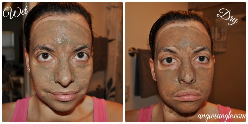 Moroccan Ghassoul Clay Mask - Mask On