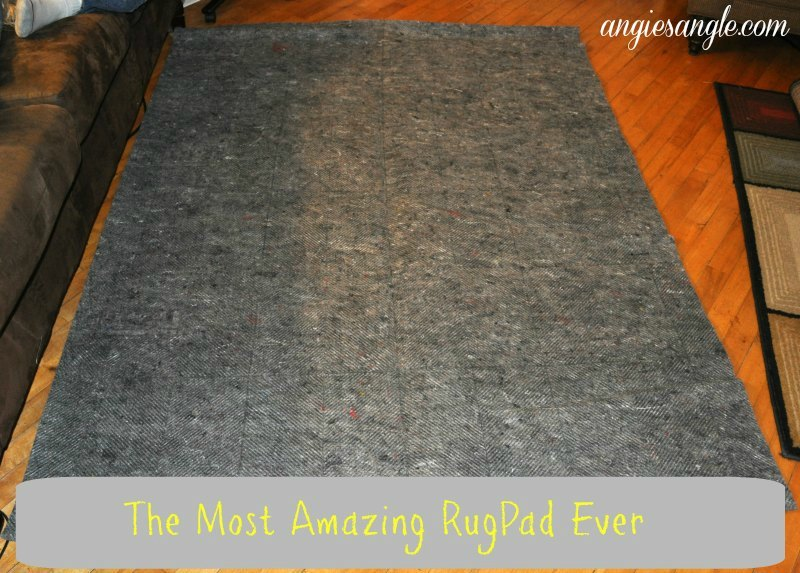RugPad Giving Your Rugs New Life!