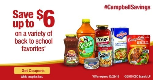 Campbells Savings - Day One