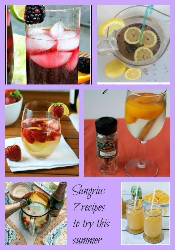 Seven Sangrias To Tempt You
