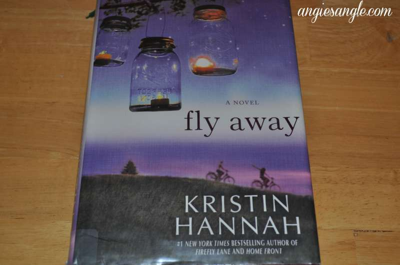 Catch the Moment 365 - Day 236 - Current Book Fly Away