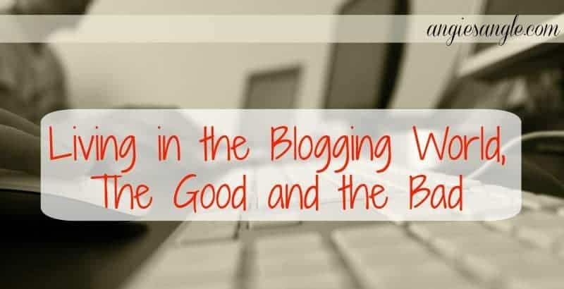 Living in the Blogging World