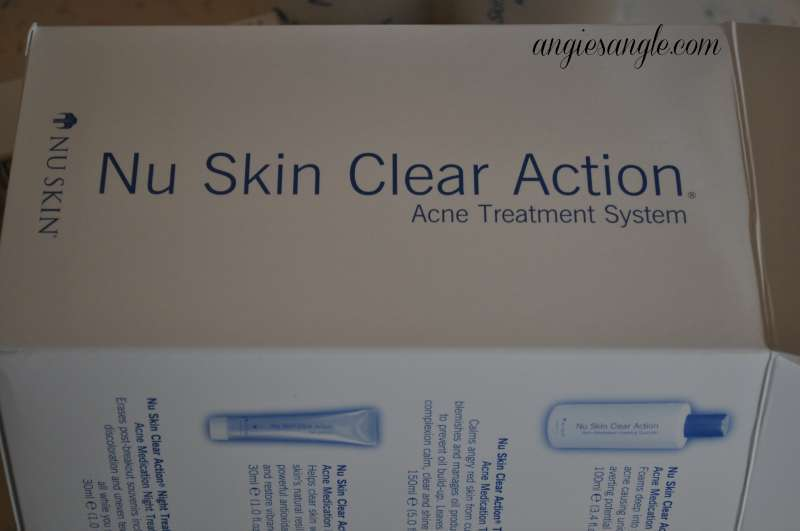 Catch the Moment 365 - Day 260 - Nu Skin Clear Action