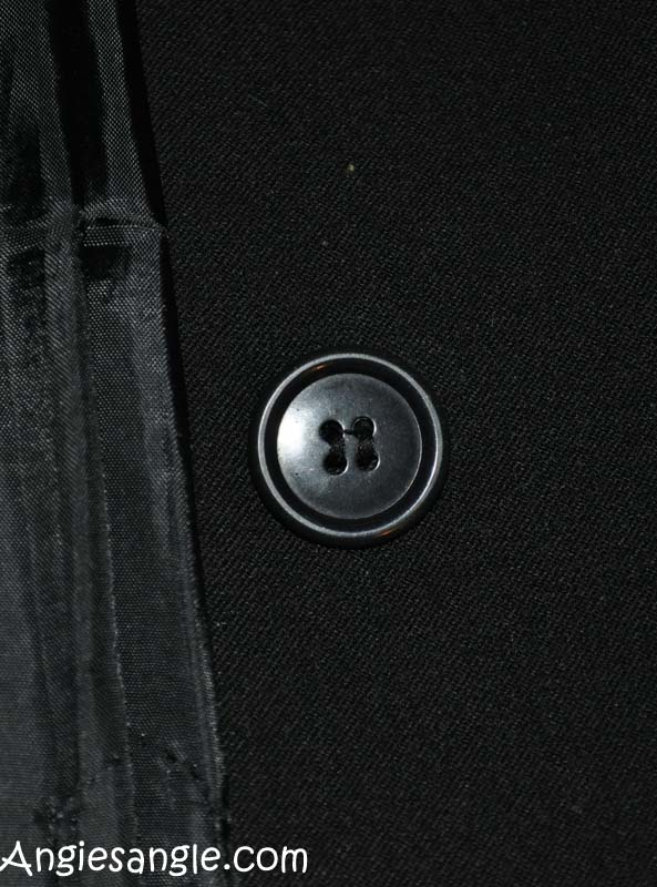 Project 52 - Button - Actual Button