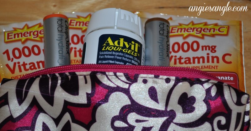 What You Need In Your Purse To Be Prepared