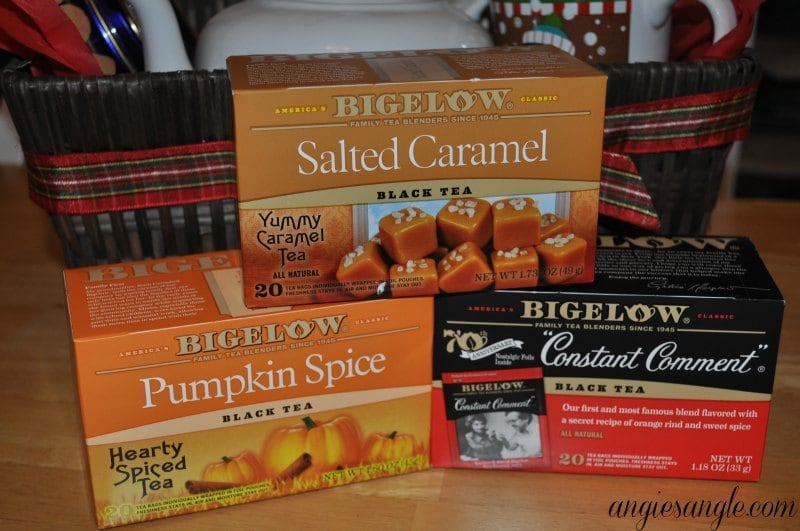 How To Make A Tea Lovers Basket - Bigelow Tea Choices
