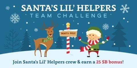 Santas Lil Helpers Team Challenge