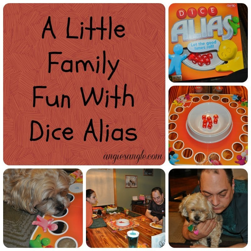 A Little Family Fun With Dice Alias #tacticgames