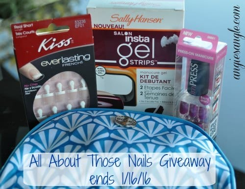 Winter Wonders Giveaway Hop - Nail Giveaway