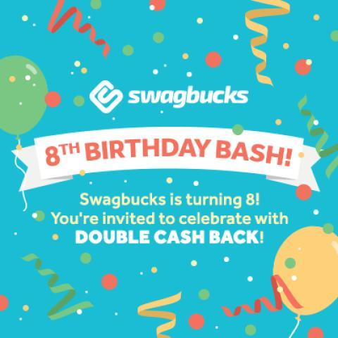 Swagbucks Turns 8