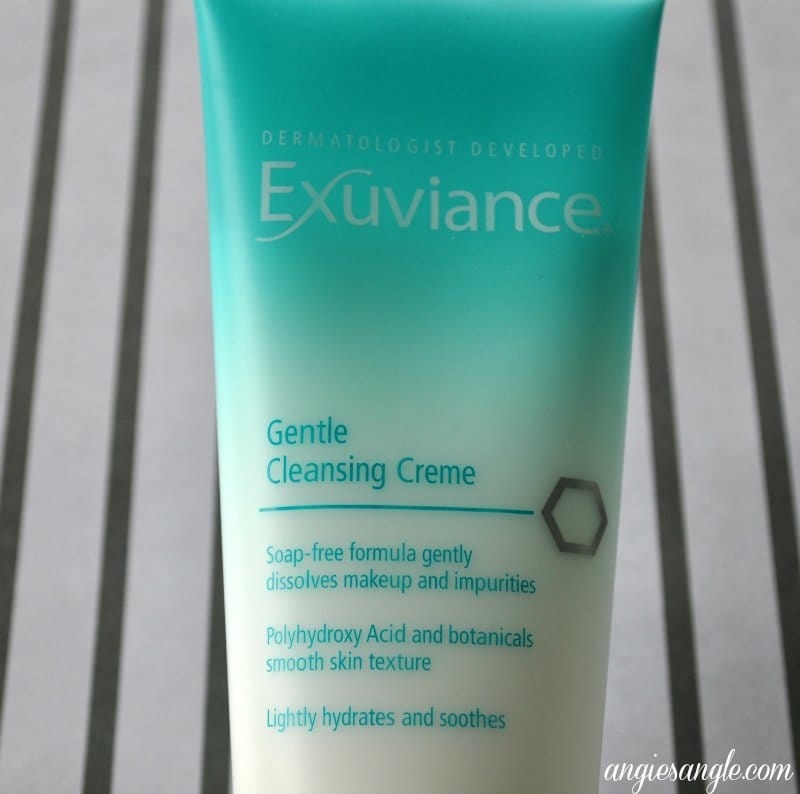 Exuviance Gentle Cleansing Creme #BeautyMonday