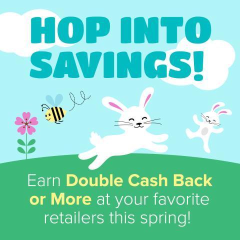 Hop Into Savings With Swagbucks