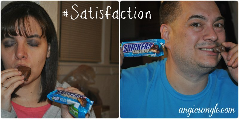 Kick Hunger Pains To The Curb - Satisfaction