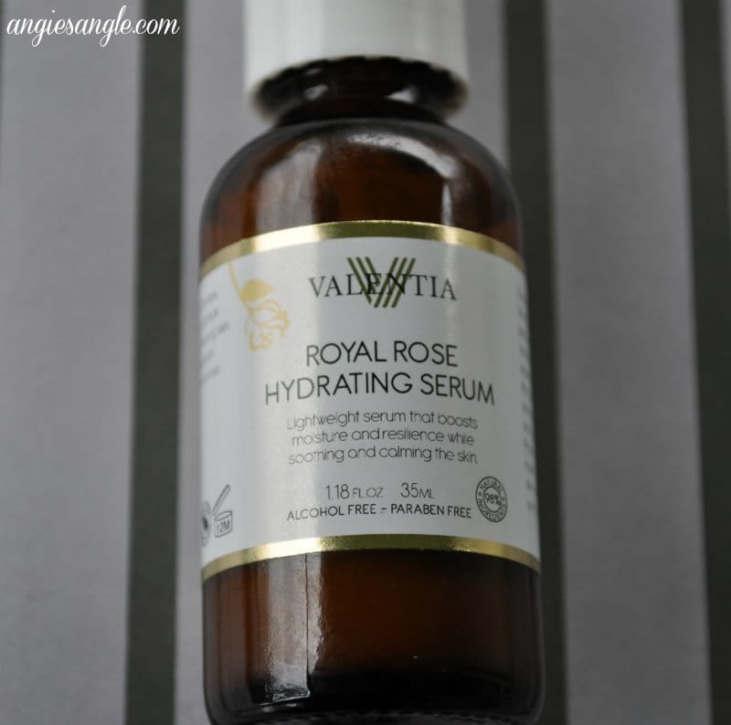 Valentia Royal Rose Hydrating Serum #BeautyMonday