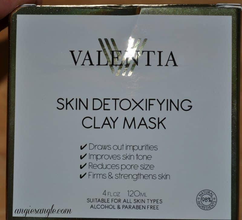 Skin Detoxifying Clay Mask - Box