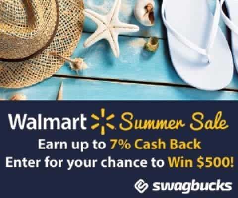 Walmart Summer Sale