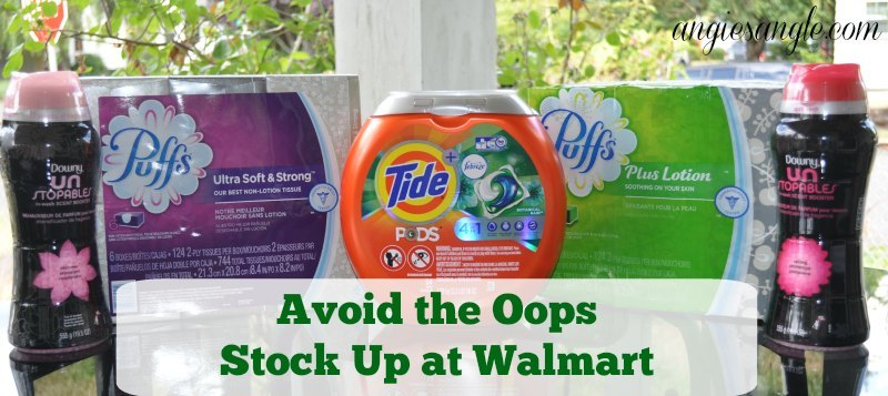 Stock Up For Summer To Avoid The Oops #AvoidTheOops #ad