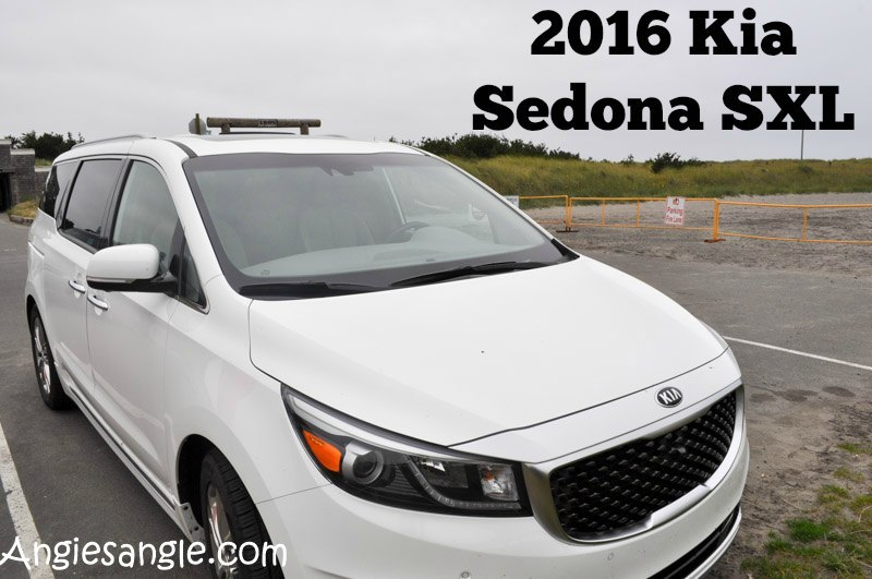 Kia Sedona - Our Adventures