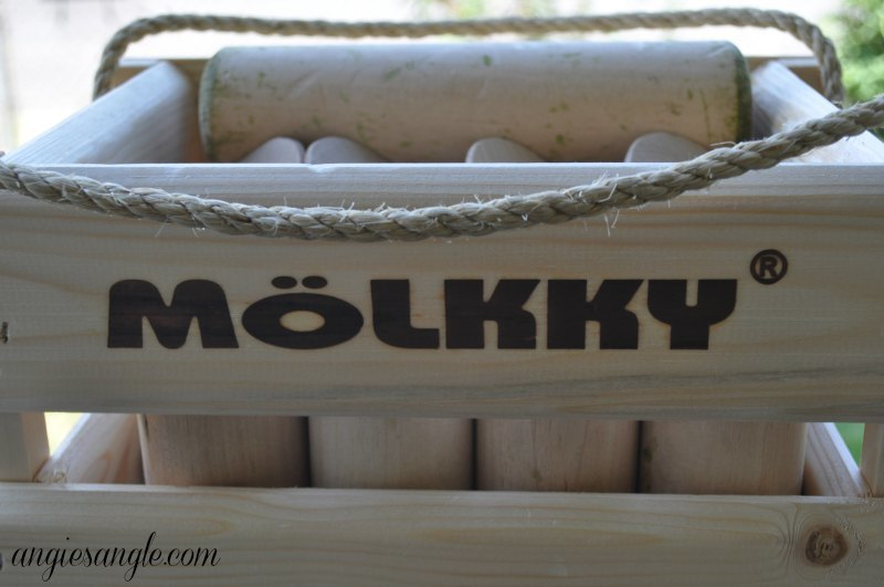 Spreading The Fun With Molkky - The Set
