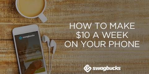 Swagbucks with Mobile