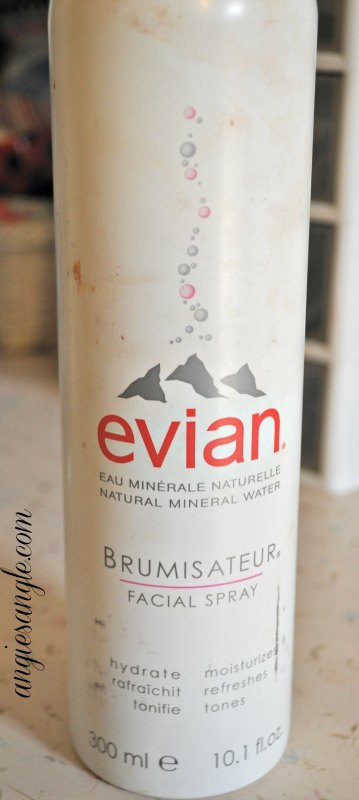 August Beauty Faves - Evian