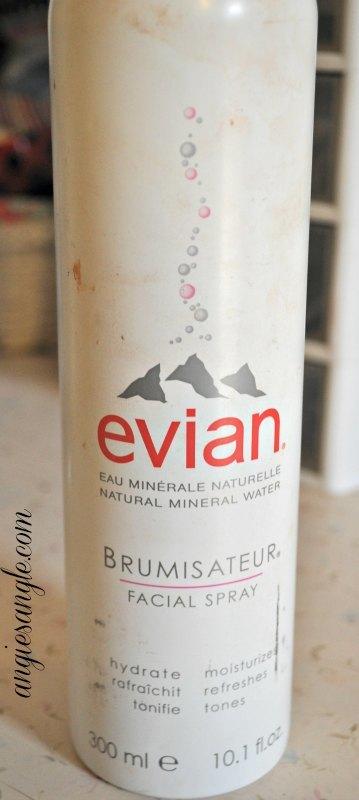 August Beauty Faves - Evian