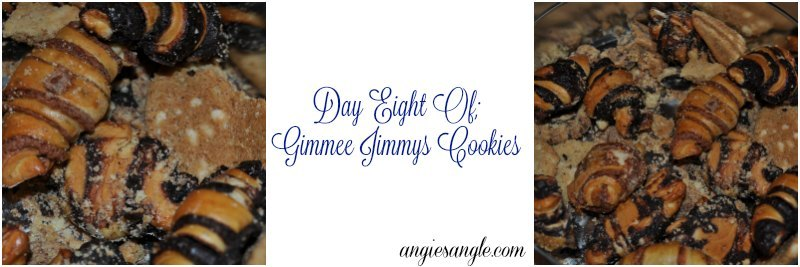 Freshness Of Gimmee Jimmys Cookies -  Day Eight