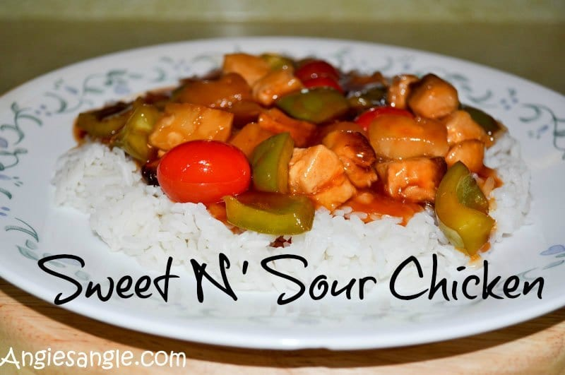 How To Make A Comfort Food of Sweet n' Sour Chicken