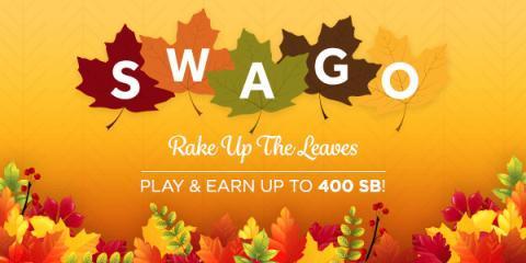 Swago Rake Up the Leaves