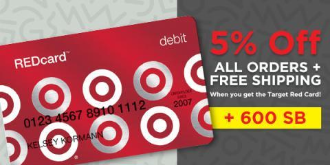 Target REDcard with Swagbucks