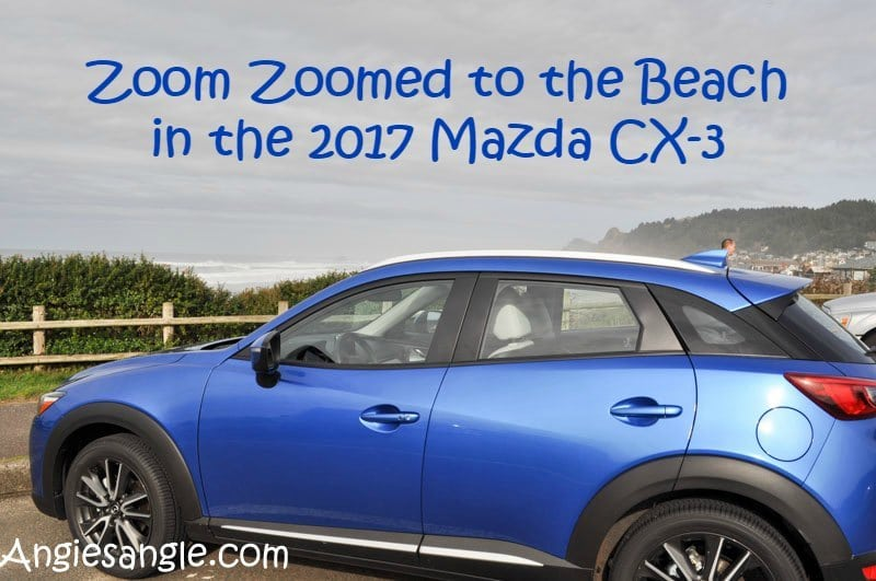 We Zoom Zoomed to the Beach in the Mazda CX-3 #DriveShopUSA #DriveMazda