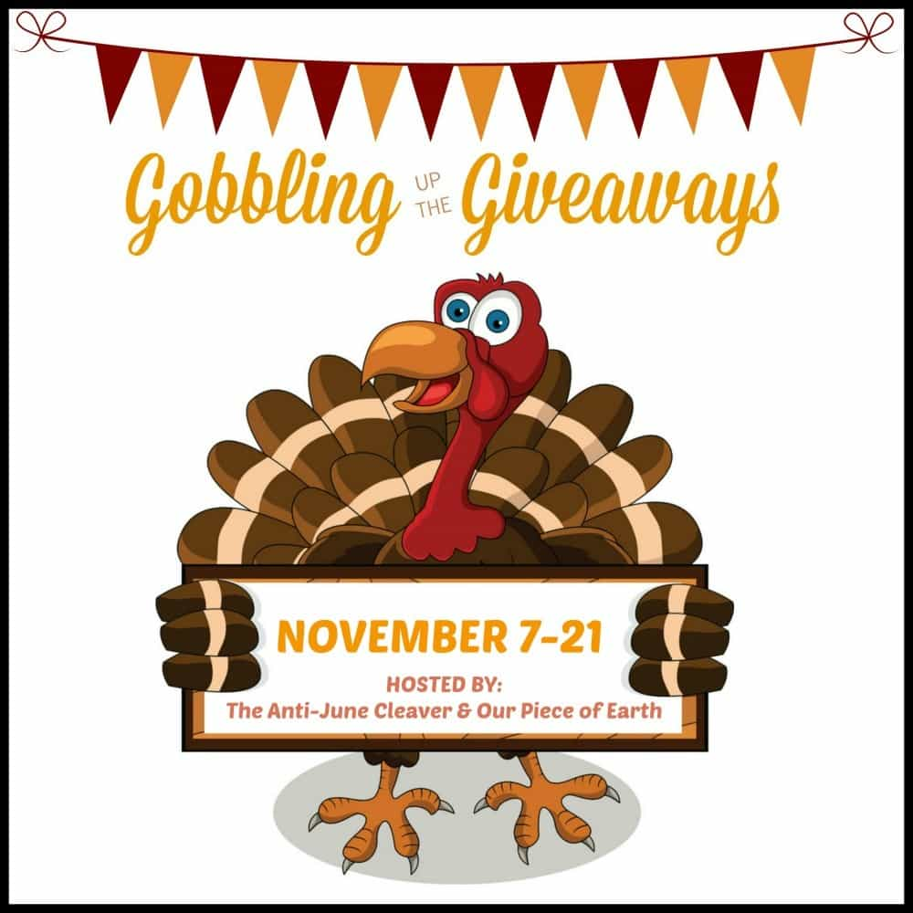 Gobbling Up the Giveaways – $25 PayPal ends 11/21/16