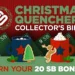 Christmas Quenchers Collector's Bills