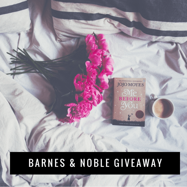 Barnes and Noble Giveaway ends 3/15/17