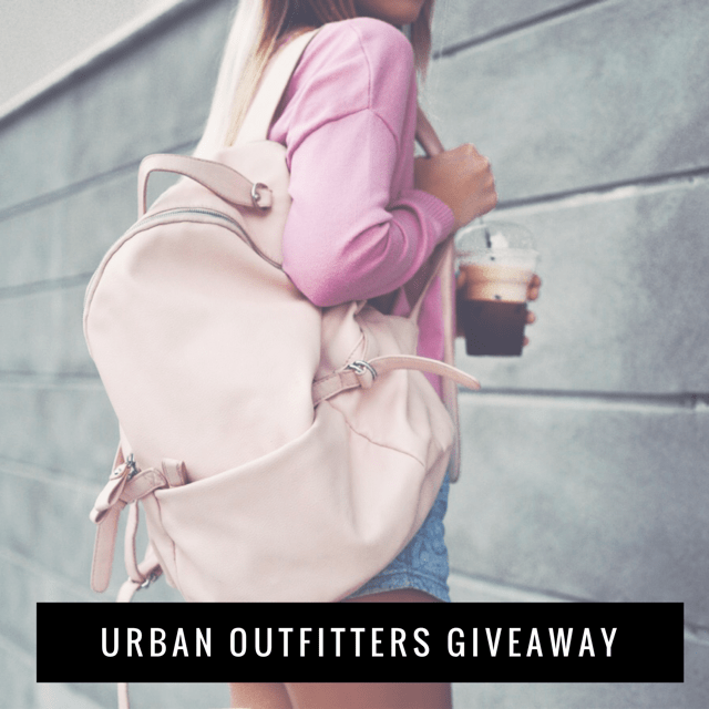 February Urban Outfitters Giveaway
