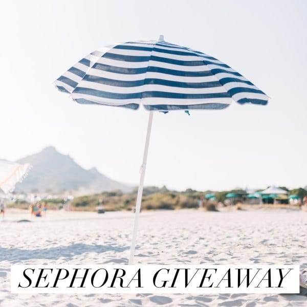 Sephora Giveaway for March