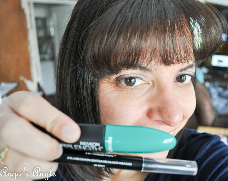 2017 Catch the Moment 365 Week 16 - Day 110 - Revlon Makeup from Crowdtap